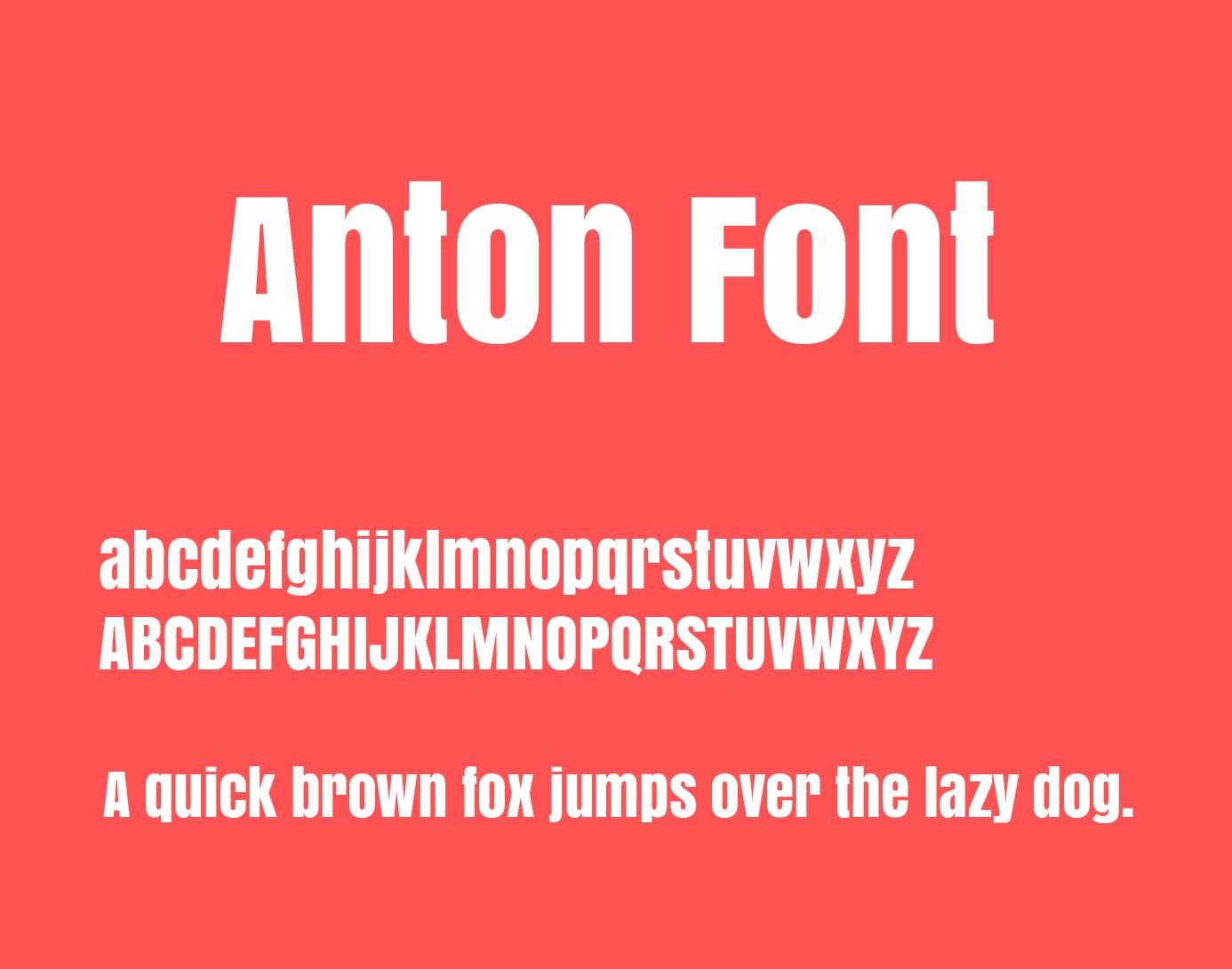 anton-font