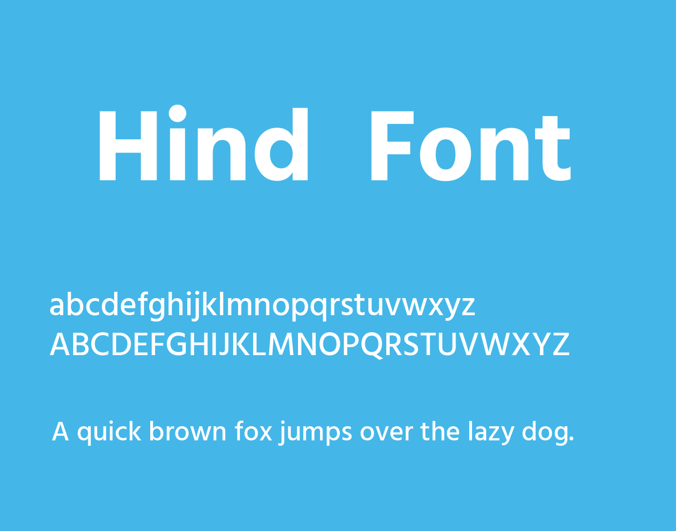 hind-font-styles