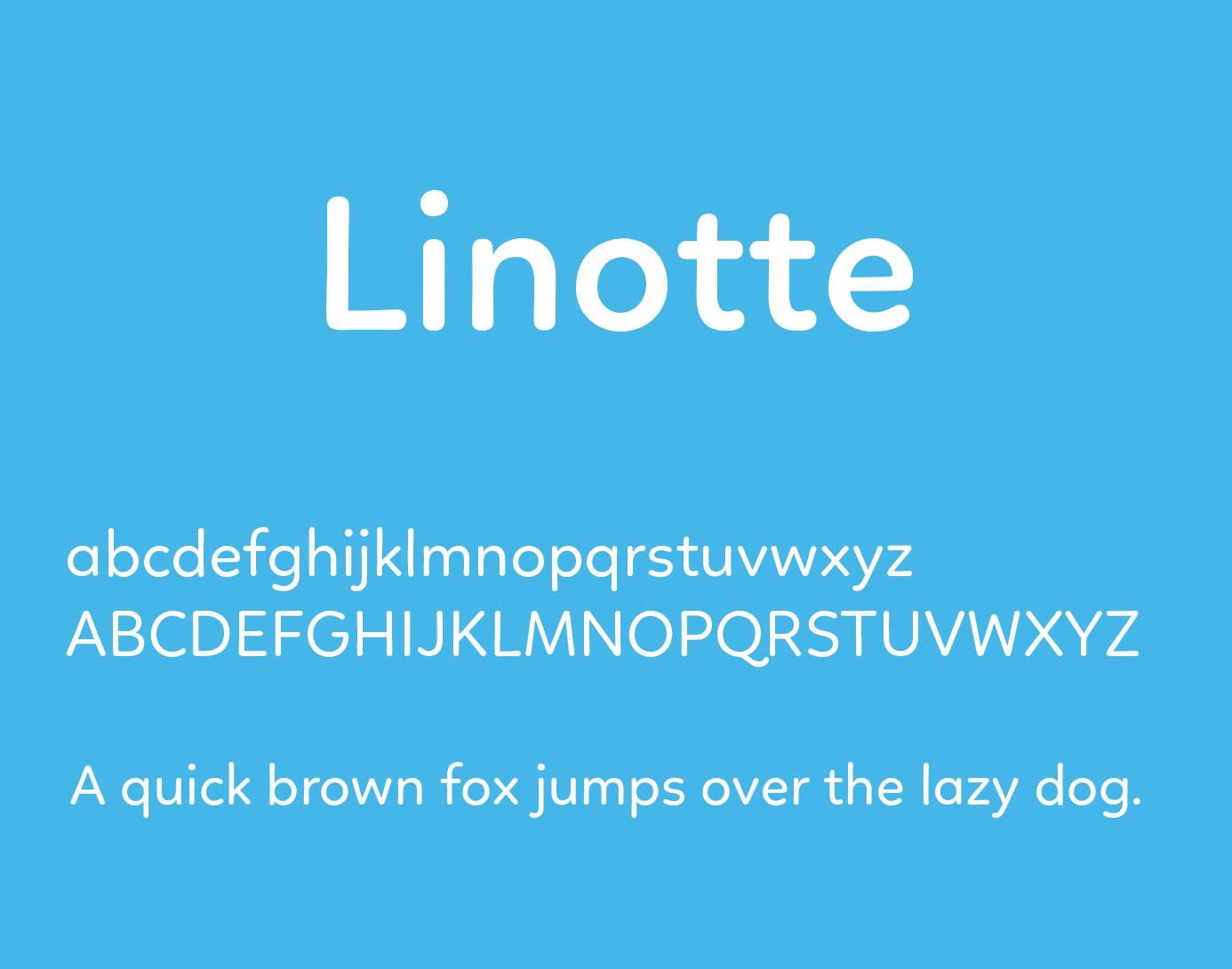 lintte-font