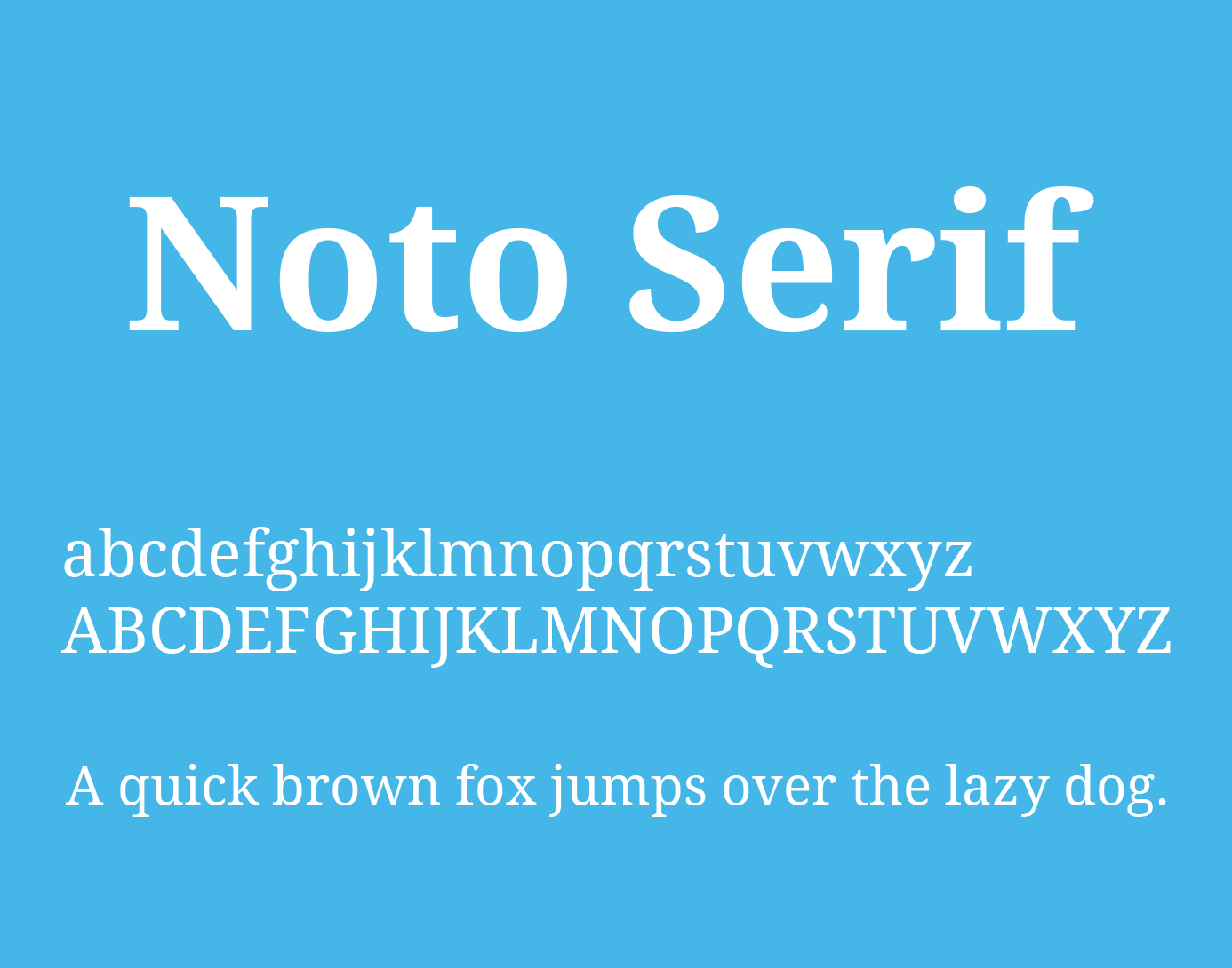 noto-serif-font