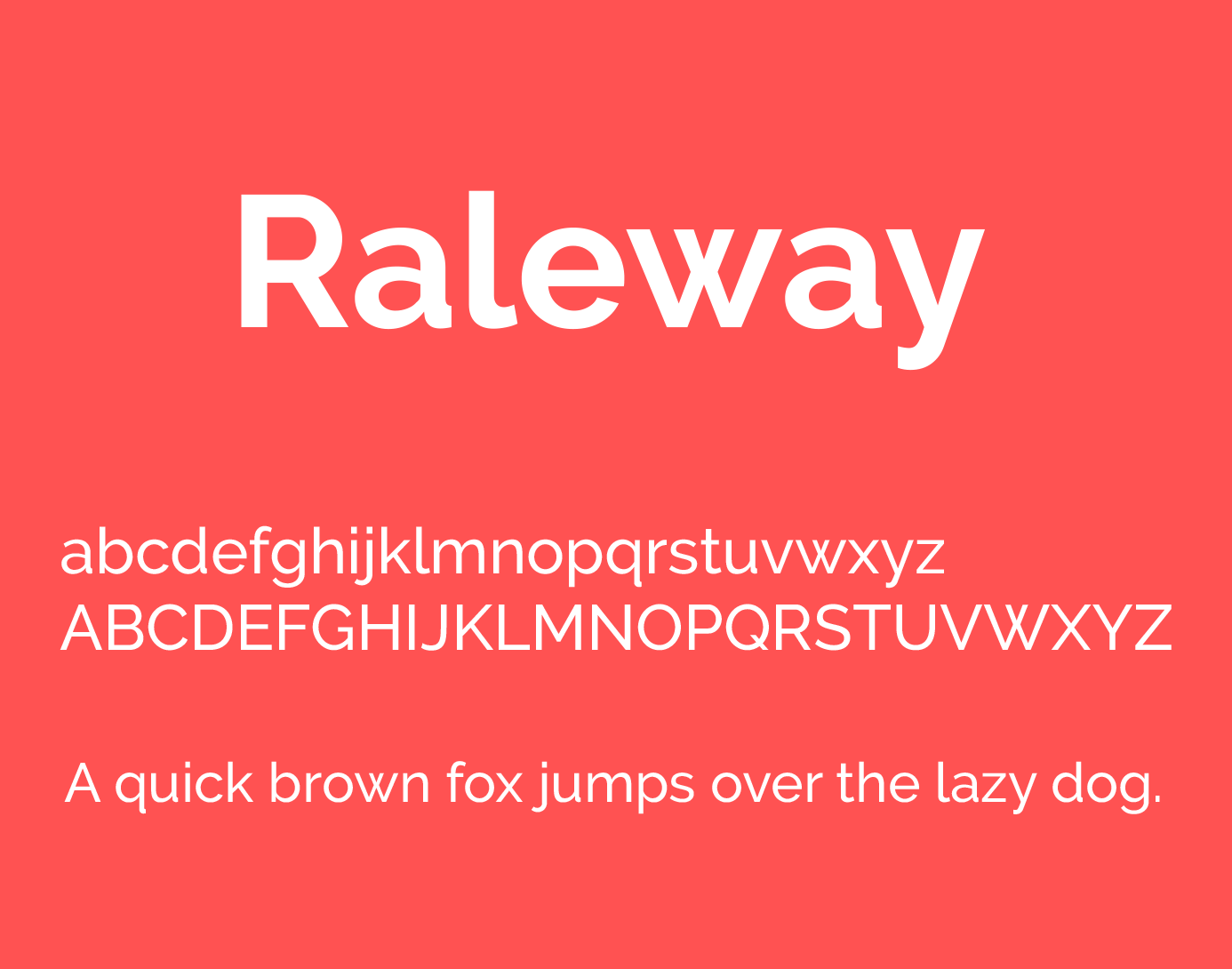 Image result for raleway font