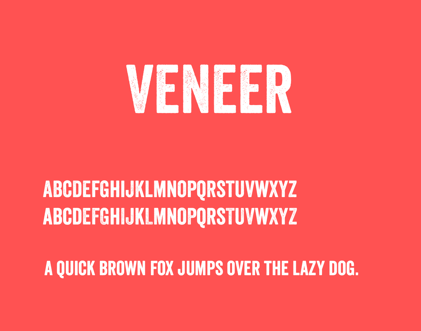 veneer-font