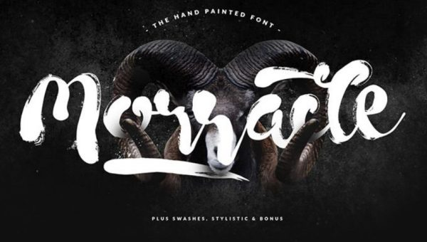 Morracle Font Free