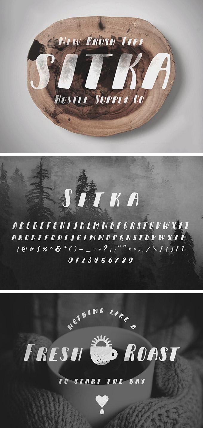 Sitka Brush