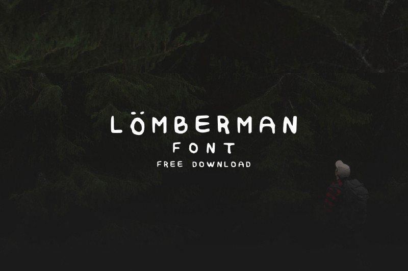 free-lomberman-display-hand-written-script-font