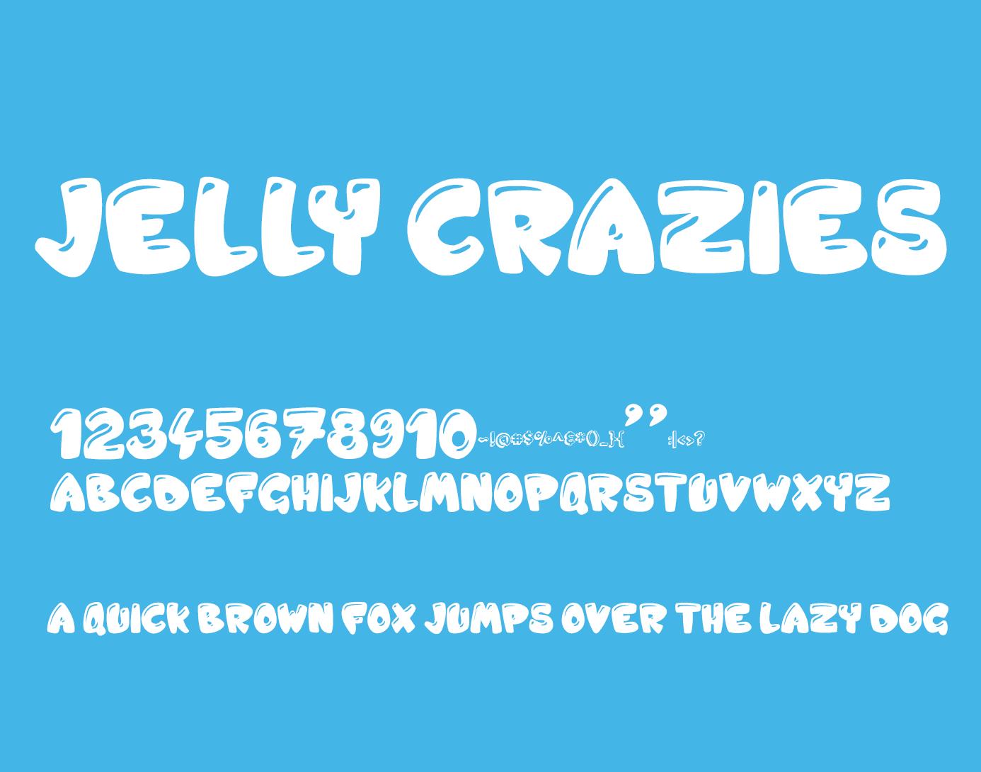 Jelly Crazies