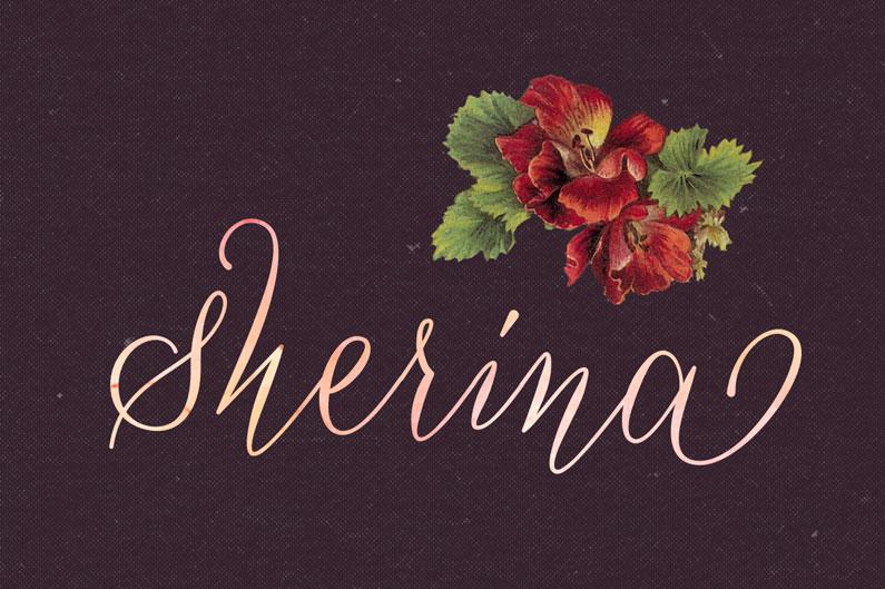 Sherina + Bonus