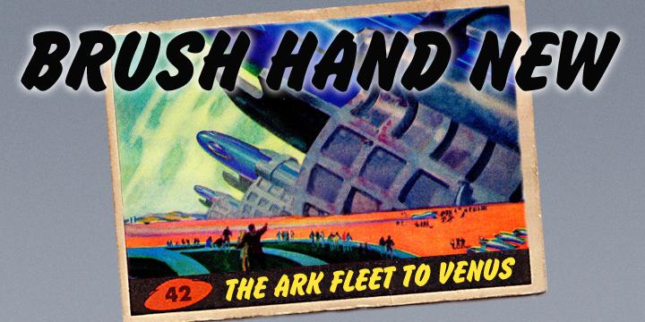 Brush Hand New