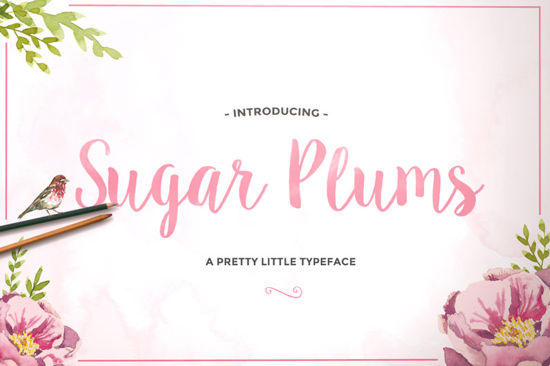 Sugar Plums Script