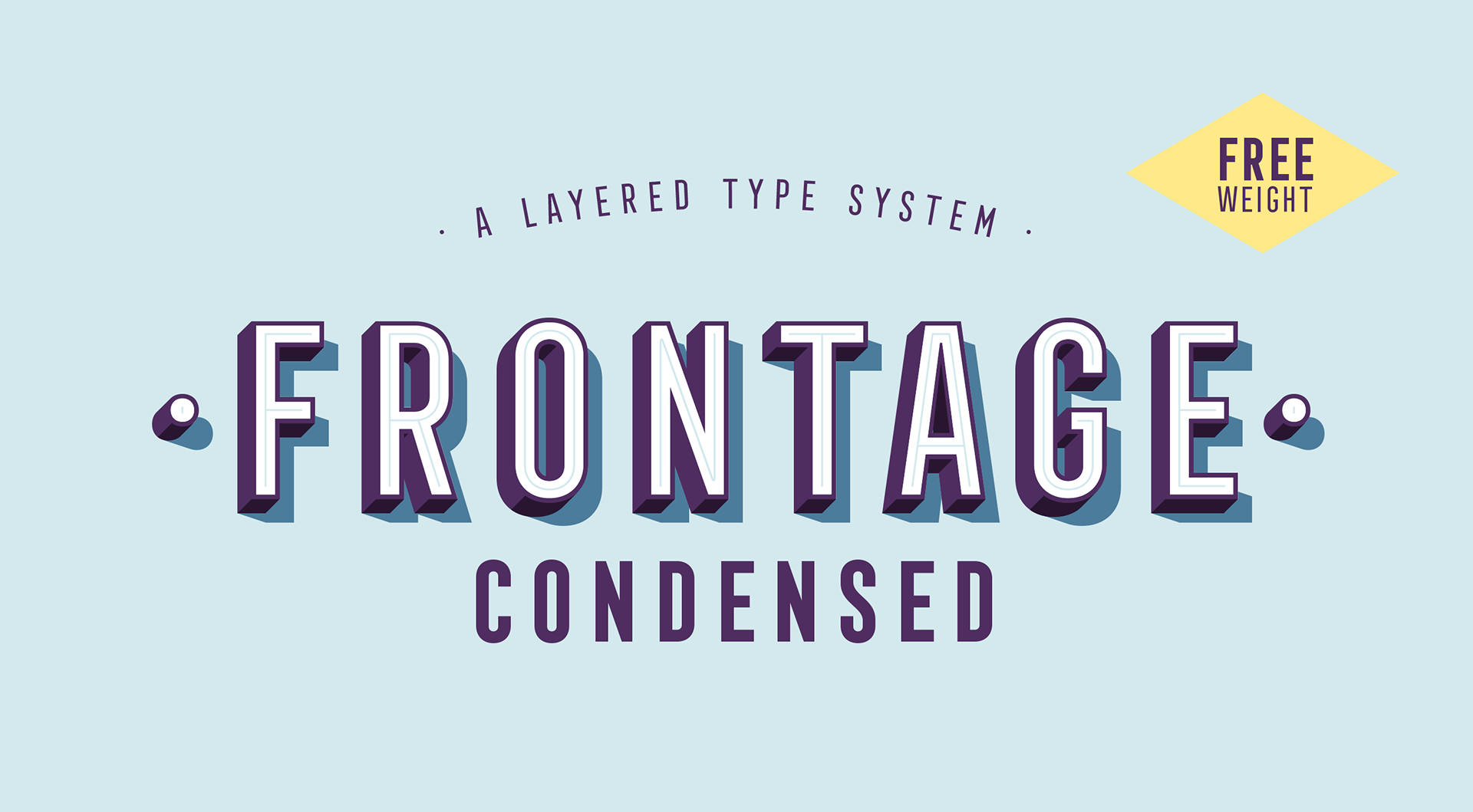 frontage condensed