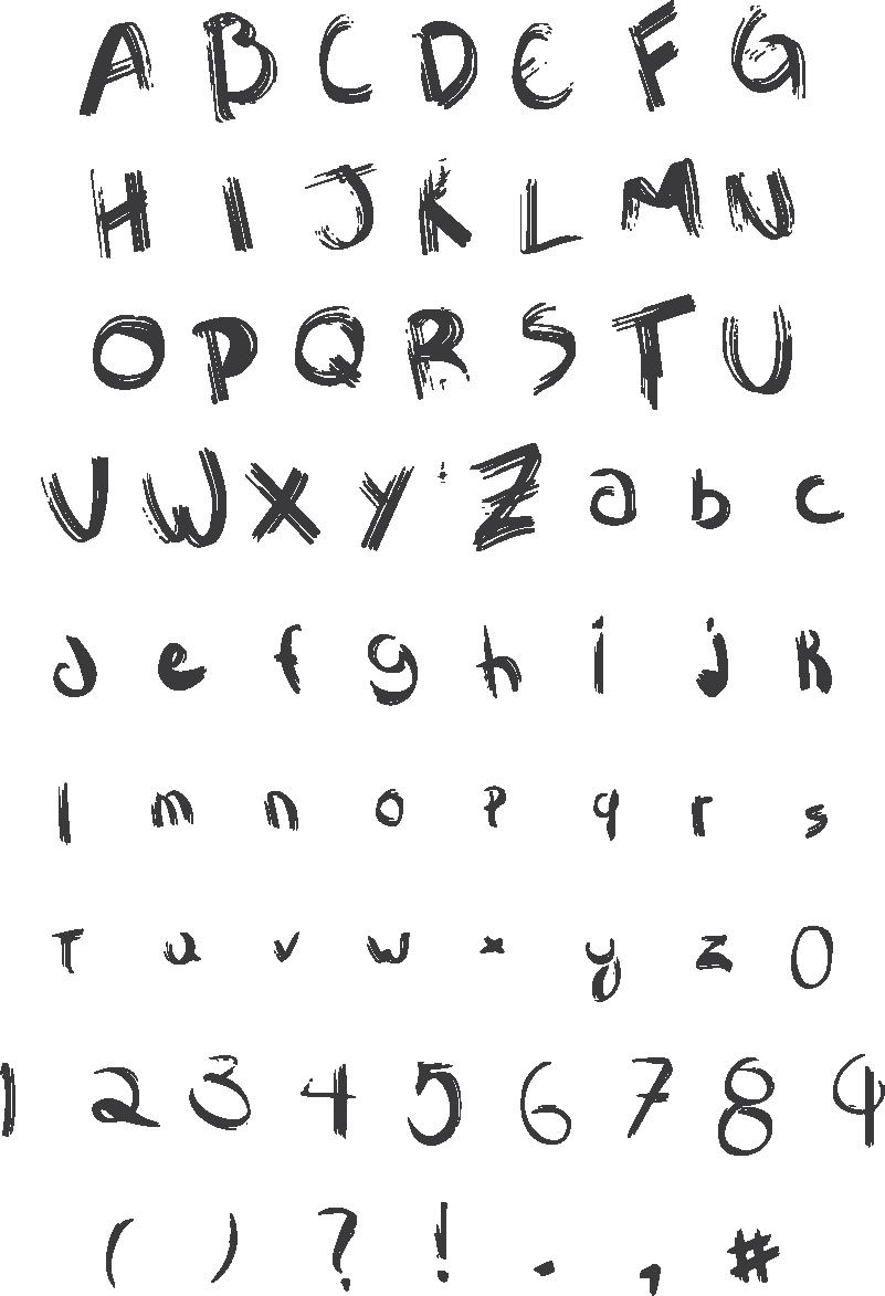 sawage typeface3