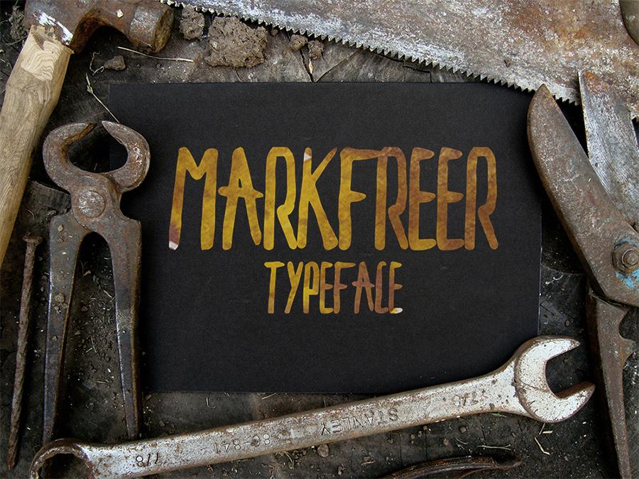 01_markfreer-free-font