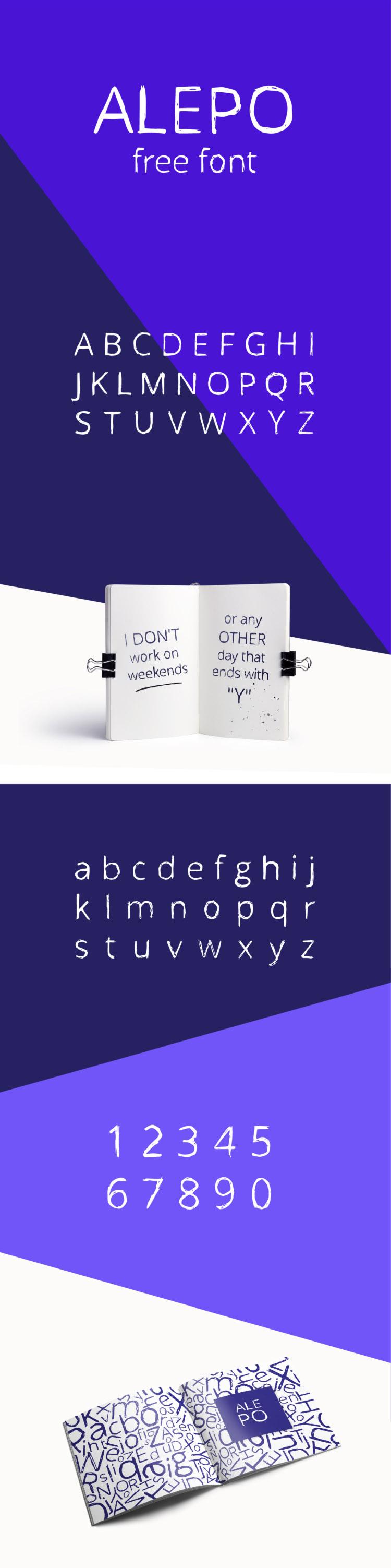 Alepo Font - WILDTYPE