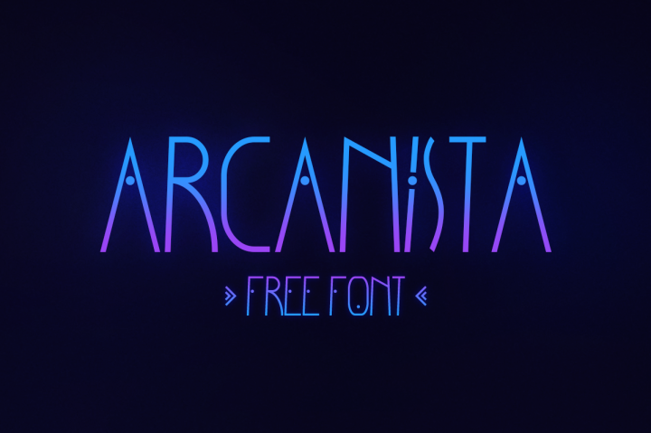 Arcanista Font