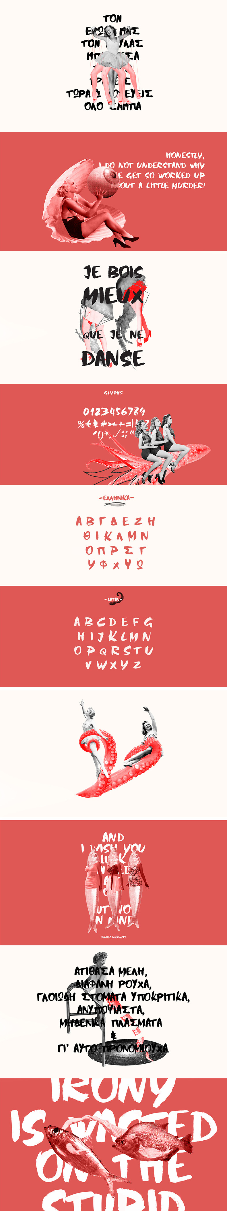 Abys Typeface