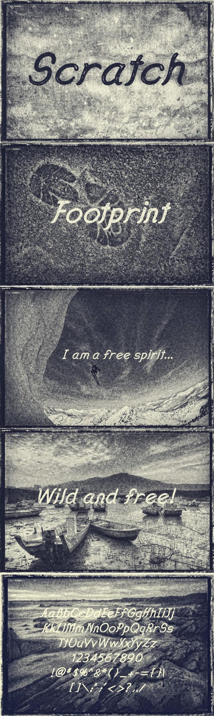 FREE Scratch