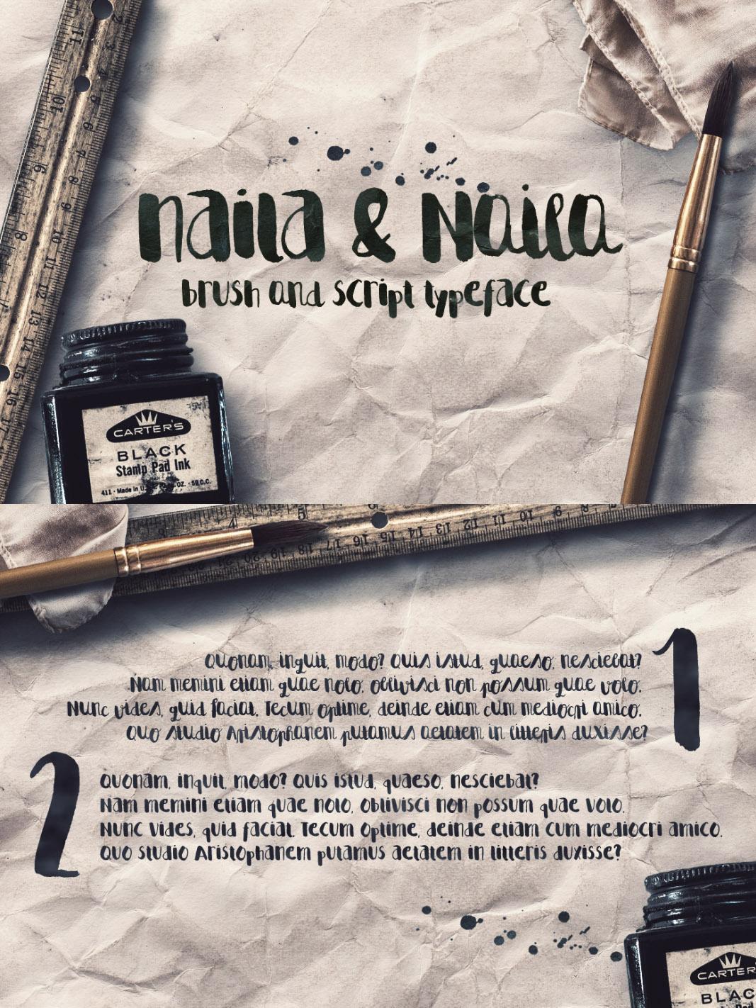Naila Script
