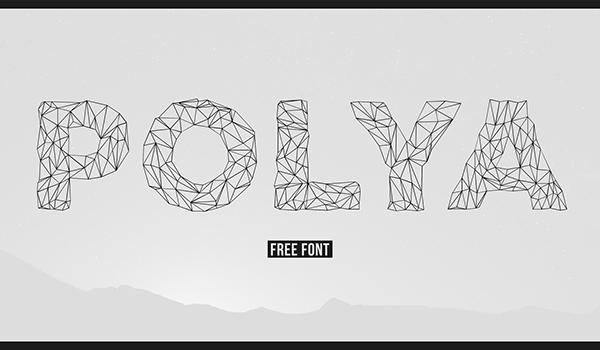 Polya Free Font