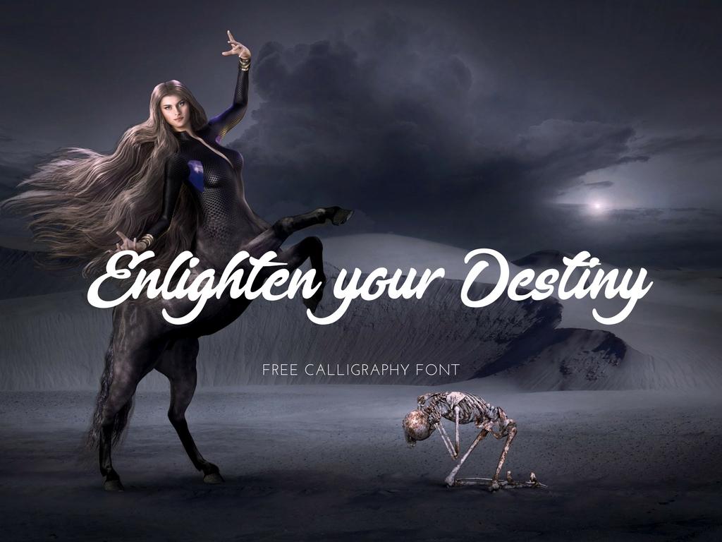 Enlighten your destiny 1