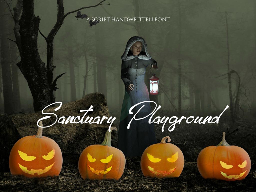 Sanctuary Playground 01