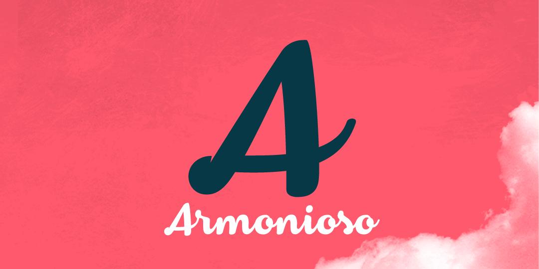 armonioso-font4