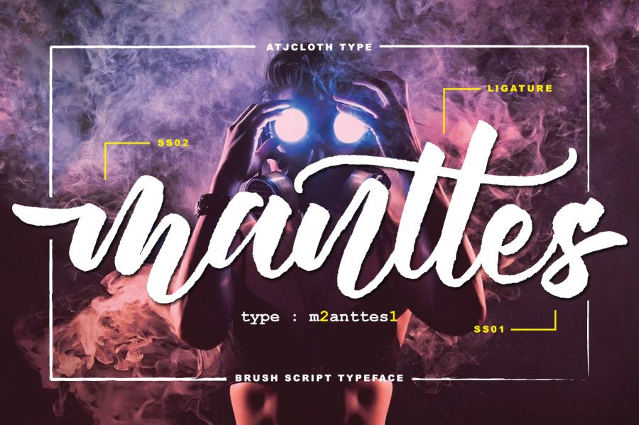 Mantes-brush-font_Atjcloth_121017_prev01