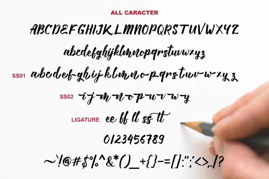 Mantes-brush-font_Atjcloth_121017_prev02