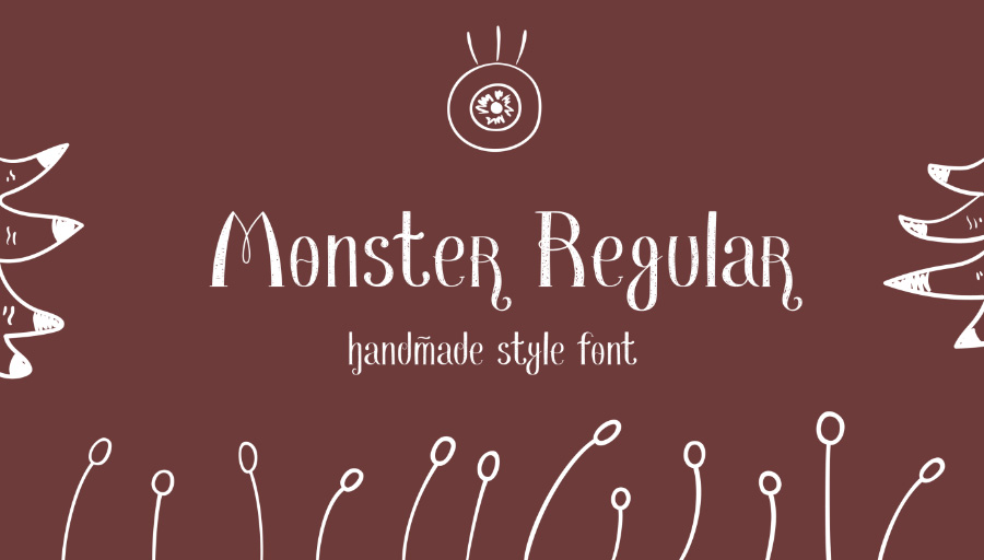 Nikita-Kita_Monster-regular-free-font_040117_prev01