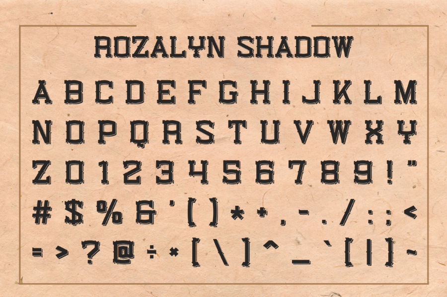 Rozalyn-shadow-free-font_Bart-Wesolek_290917_prev02