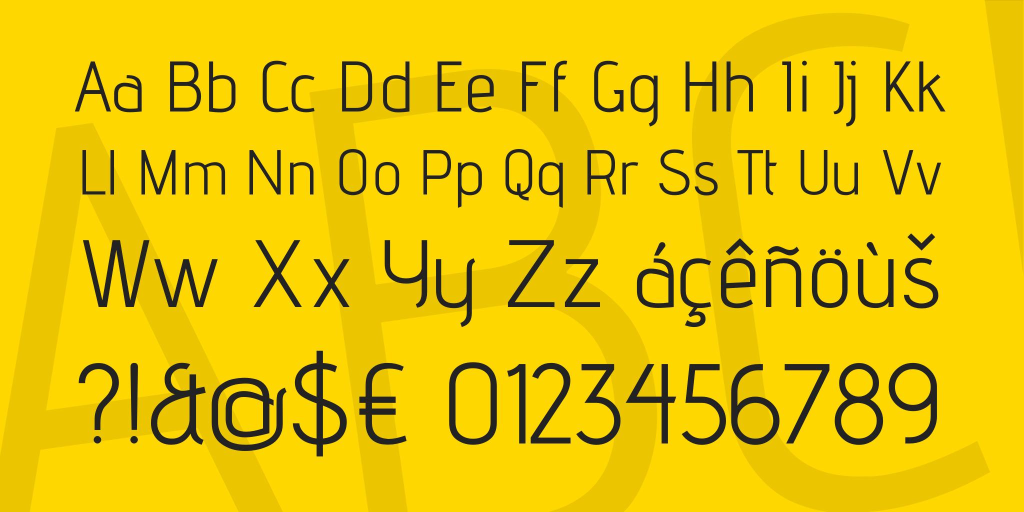 advent-pro-font-4-original