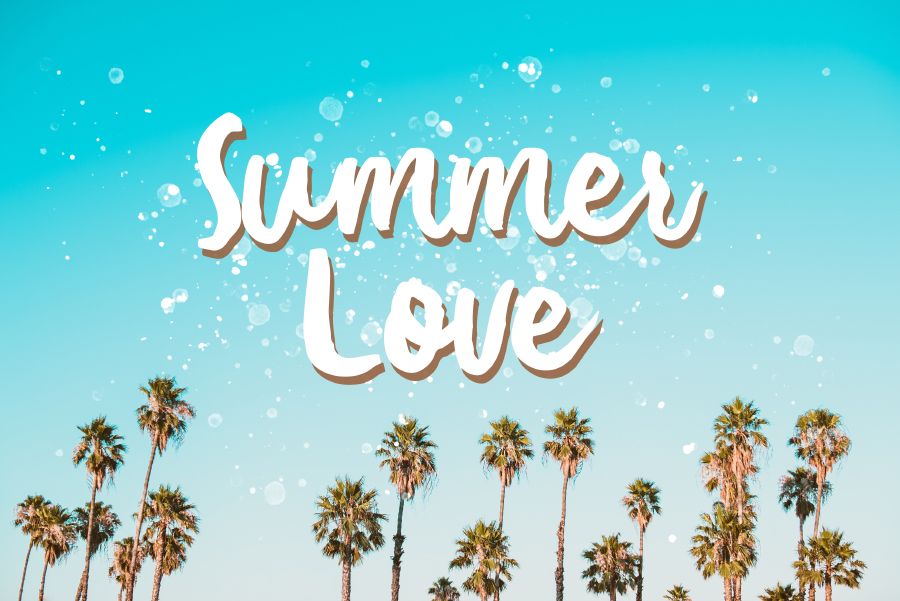 summer-love-brush-font