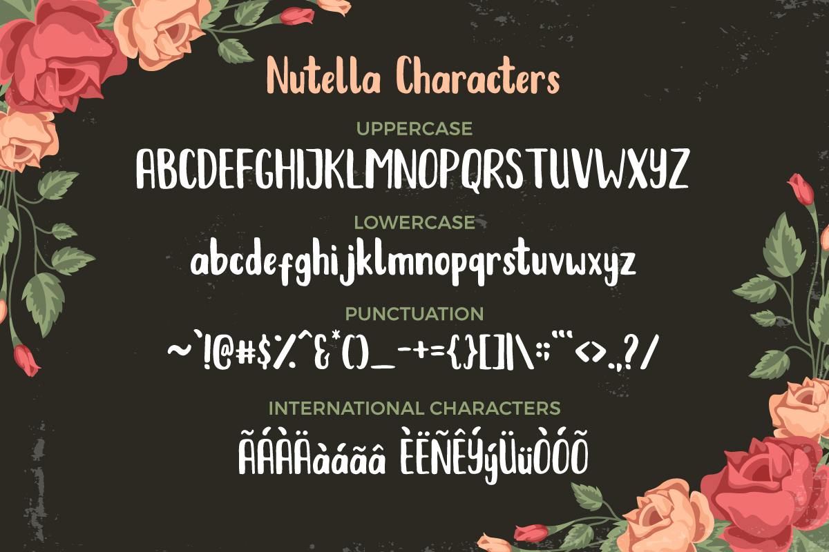 nutella-font-2