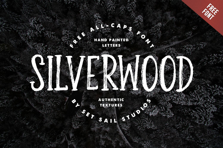 silverwood-typeface