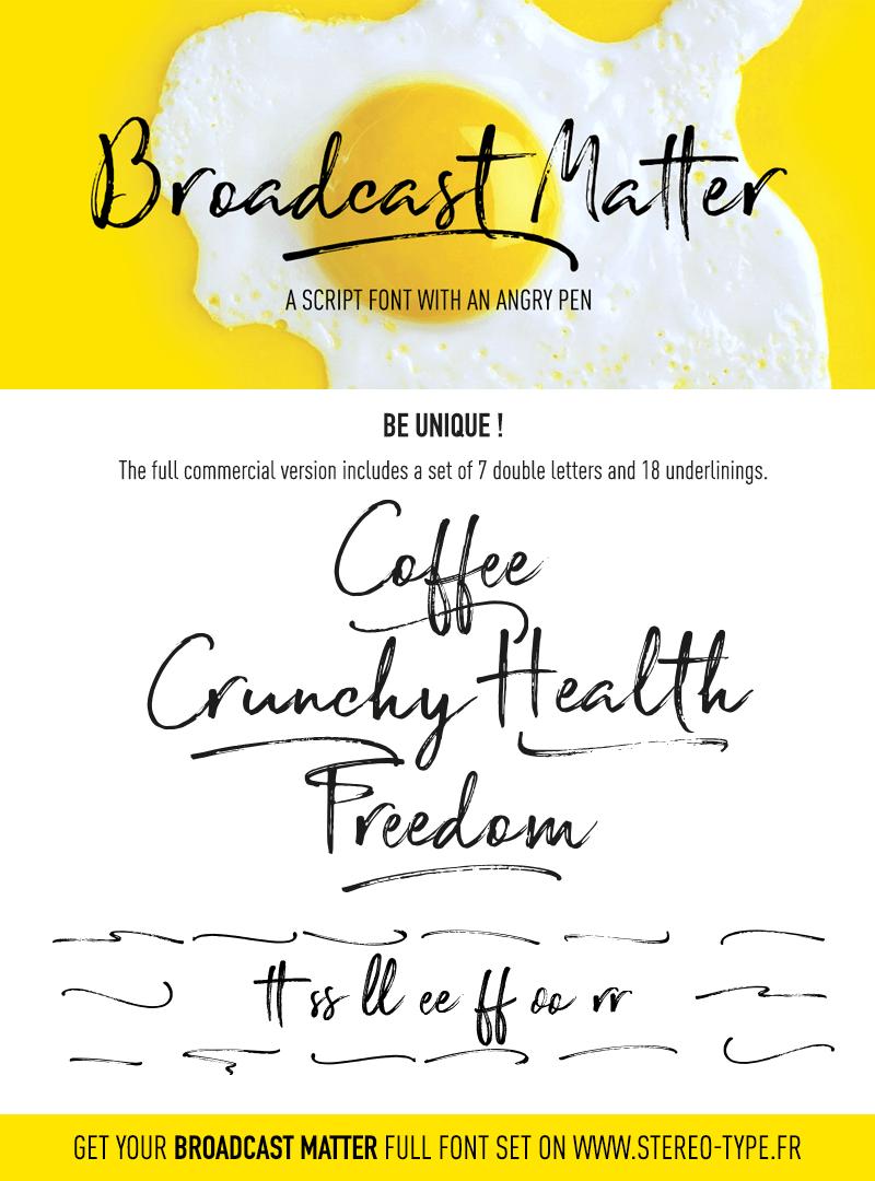 broadcast-matter-font