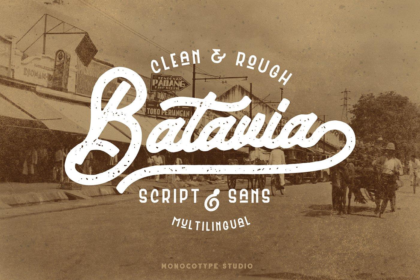 batavia-typeface