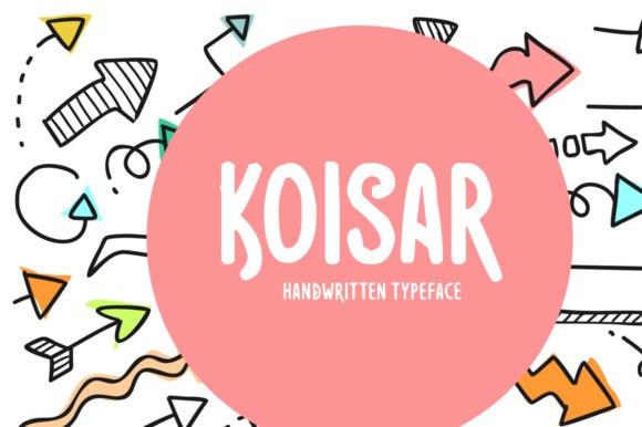"""Koisar """"Fun Font"""""""